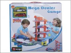 STREET FIRE MEGA DEALER GARAGE